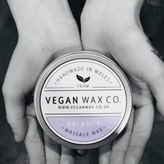 BALANCE Vegan Massage Wax - Colour