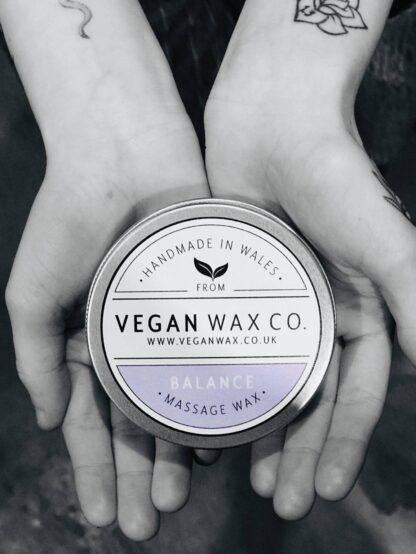 BALANCE Vegan Massage Wax - Colour