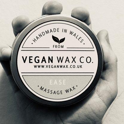 EASE Vegan Massage Wax - B&W