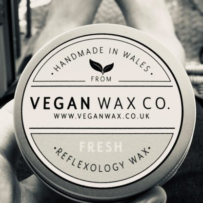 FRESH vegan massage wax - B&W