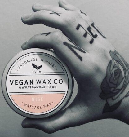 RISE Vegan Massage Wax - Colour