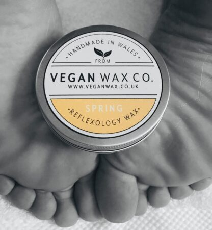 SPRING Vegan Reflexology Wax - Colour