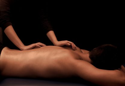 Back Massage - colour
